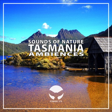 Nature sounds and ambiences, captured in many different parts of Tasmania.